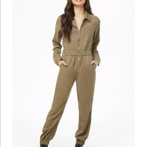 NWT Utility Jumpsuit